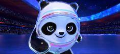 Bing Dwen Dwen, mascota olímpica de los Juegos de Invierno Beijing 2022. Autor: Cao Xue. El diseño de Bing Dwen Dwen fue elegido entre más de 5.800 propuestas procedentes de China y otros 35 países de todo el mundo como parte de un concurso global organizado por el Comité Organizador de Beijing 2022.