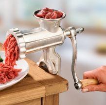 Le hachoir à viande