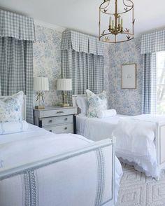Guest Bedrooms, Girls Bedroom, Bedroom Decor, Bedroom Ideas, Bedroom Retreat, Dream Bedroom, Bedroom Furniture, Style Me Pretty Living, Swing Arm Floor Lamp