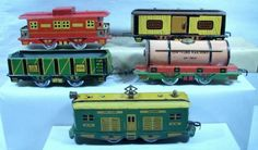Tom Thumb Freight Set