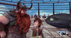 """""""Dragons: Riders of Berk""""  La serie de animación secuela de """"Cómo entrenar a tu dragón""""  SEEEEEEEEEEEEEEEEE!!!!!!!"""