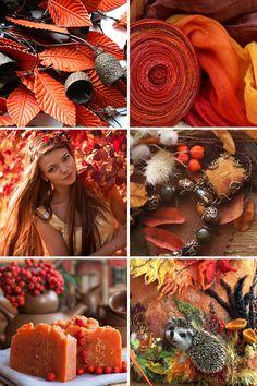 «Заблудиться в переулках осени» — коллекция предметов ручной работы Handmade items set, see more: http://www.livemaster.ru/gallery/1246153