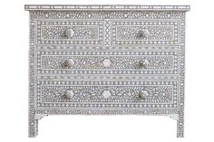 Mother-of-Pearl Furniture