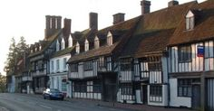 The Medieval town of East Grinstead, Sussex, England