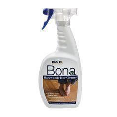 Bona. Best wood cleaner hands down.
