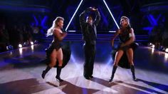 Same song used on SYTYCD. WAY different style - both work! Alfonso, Witney & Linday's Paso Doble - Dancing with the Stars