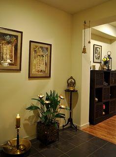 Anuradha Varma : Diwali decorating ideas