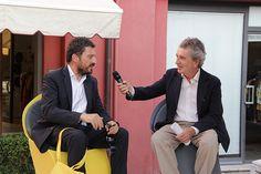 6 settembre, Festival della politica 2013 | ore 18 Corte Legrenzi Pietrangelo Buttafuoco con Guido Moltedo (1)