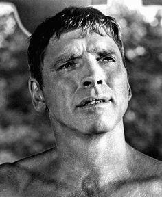 The Swimmer Burt Lancaster
