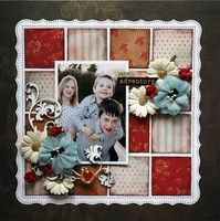 A Project by Camilla Ekman from our Scrapbooking Gallery originally submitted 06/16/12 at 07:11 AM