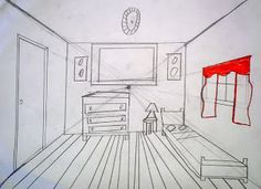 Lessons from the Art Room: One Point Perspective