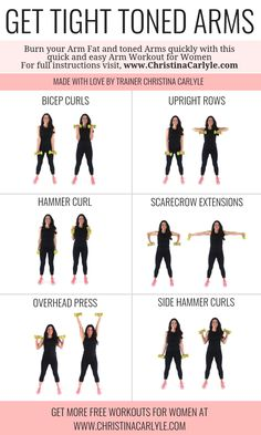 46 Best Chest And Arm Workout Images In 2019 Exercise Workouts
