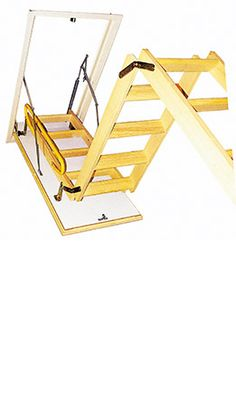 Hamble Distribution Escabeau 4 marches avec rampe