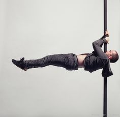 Chinese pole, nat'l centre for circus arts
