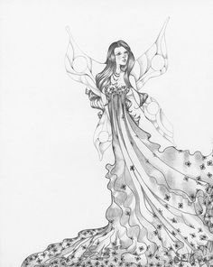 Hey, I found this really awesome Etsy listing at https://www.etsy.com/listing/193839519/fairy-art-ooak-pencil-drawing