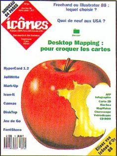 couverture 14 revue Icônes, des souris et des hommes by eric.delcroix, via Flickr
