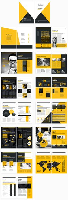 Modern Style Brochure / Catalogue / Template Design Ideas for Inspiration - Graphic Files Infographic Design Inspiration, Editorial Design Inspiration, Mood Board Inspiration, Brochure Design Inspiration, Design Ideas, Study Inspiration, Journal Inspiration, Company Brochure Design, Graphic Design Brochure