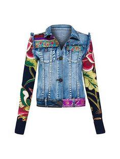 Desigual Ethnic Jacket Deluxe