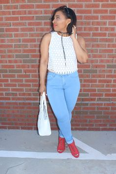Patty's Kloset - A Touch of 90s #fashion #ootd #blogger #outfits