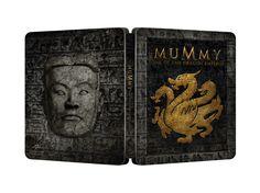 Die Mumie: Das Grabmal des Drachenkaisers (Steelbook)
