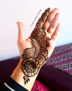 Very Simple Mehndi Designs, Mehndi Designs Front Hand, Latest Arabic Mehndi Designs, Mehndi Designs For Kids, Indian Mehndi Designs, Stylish Mehndi Designs, Mehndi Designs 2018, Mehndi Simple, Beautiful Mehndi Design