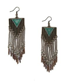 Daytrip Fringe Earring at Buckle.com