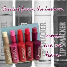 Younique Lip Bonbons come in five delicious flavors and shades