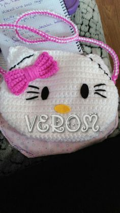 Bolso merienda hello kitty