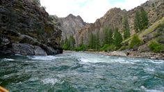 white water rafting, Idaho