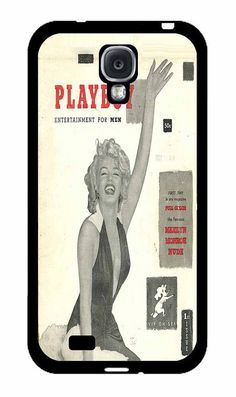 Marilyn Monroe Playboy Magazine iPhone 4 4s 5 5s 5c by BleuReign