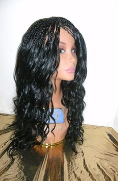 1000 Images About Wigs Braided On Pinterest Wigs