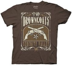 Firefly Browncoats Serenity Valley Men's T-shirt - http://guntshirts.us/firefly-browncoats-serenity-valley-mens-t-shirt/