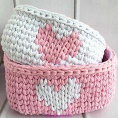 Knit Basket Models