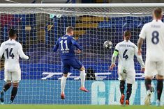Chelsea make it an all-English Champions League final as Timo Werner and Mason Mount net at Stamford Bridge to seal a comfortable 3-1 aggregate win over hapless Real Madrid. Real Madrid Champions League, Real Madrid Team, Uefa Champions League, Chelsea Match, Chelsea Fc, Marcello Lippi, Free Kick, Stamford Bridge, Football