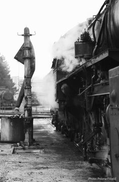 1942 RAILROAD TRAIN LOCOMOTIVE MECHANICE SERVICE 8x10 PHOTO North Western R.R.