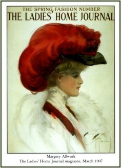 ༺ Gibson Girls ༻  Illustrations from the Belle Époque - Howard Chandler Christy