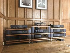 Boxes and boxes of Naim can become a little predictable....... and pricey