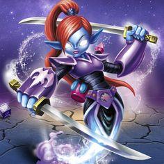 Magic Skylanders Party Portal Page of Printables UPrint™