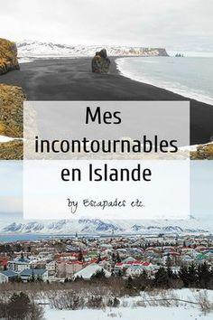Islande – Mes incontournables pour un premier séjour Iceland Road Trip, Iceland Travel, Holiday Destinations, Travel Destinations, Iceland Island, Disneyland, Oregon, Travel Tags, Voyage Europe