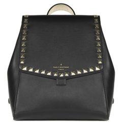 ♥︎ Paul's Boutiquen Erin laukku värissä black/studs