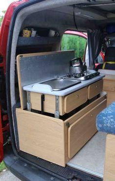 Camper Van Conversion 73