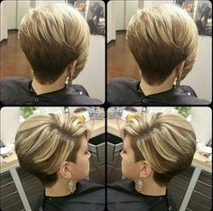 2015- 2016 Trendy Short Haircut Designs for Women
