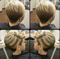 2015- 2016 Trendy Short Haircut Designs for Women