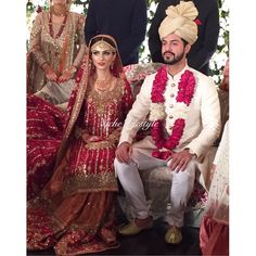 """The stunning bride @numrams in a traditional #bunto on her Baraat! #monam"""