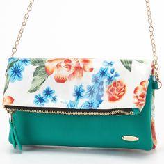 リゾート気分を取り入れて。 Laugoa 【チェーンショルダー&クラッチバッグ】Piccolo/  Tropical shoulder bag on ShopStyle
