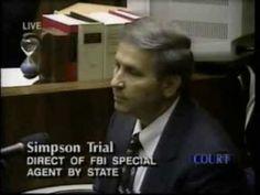 THE O.J. SIMPSON MURDER TRIAL (TESTIMONY OF DOUGLAS DEEDRICK AND WILLIAM...