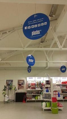 Uusilla Plastex markkinointimateriaaleilla myynti kuntoon!  Made in Finland