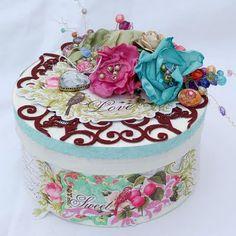 Gorgeous Prima gift box - @Anabelle O'Malley