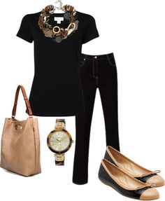 """Casual Friday"" by annabouttown ❤ liked on Polyvore"