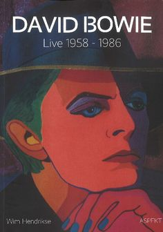 The focus of this book is on David Bowie's live recordings from 1958 up to 1987. Bowie-expert Wim Hendrikse wrote detailed descriptions of all of them, complete with set lists, official releases, bootlegs and thousands of other unauthorised recordings. This is an indispensable reference book for collectors. Visit to find out more!